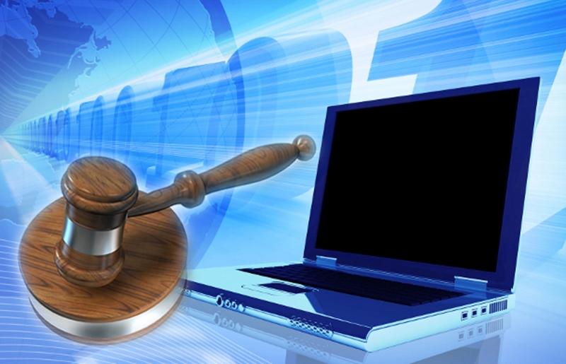 Как и при помощи чего  искать законы в  интернете
